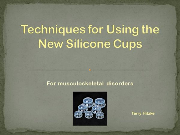 Using the New Silicone Cups